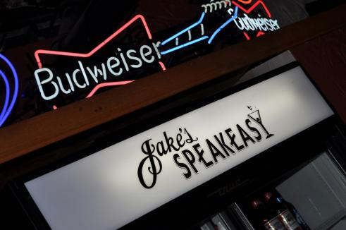 Jake's Speakeasy – The site of all the mischief